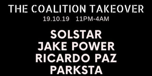 The Coalition Takeover