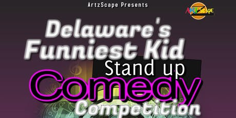 Delaware's Funniest Kid Comedy Competition tickets