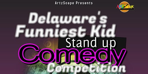 Delaware's Funniest Kid Comedy Competition