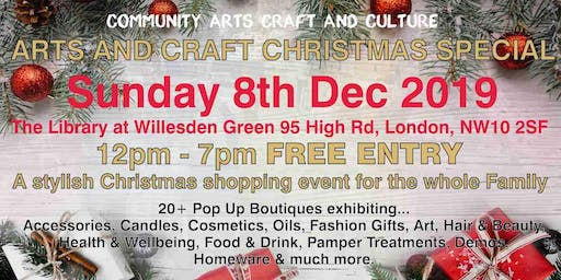 Arts & Craft Christmas Fair