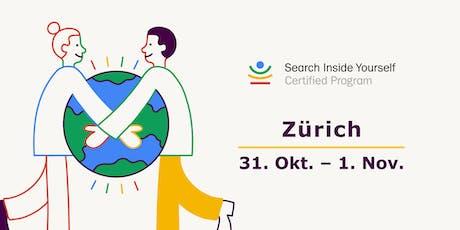 Search Inside Yourself (SIY) Certified Program Zurich Tickets