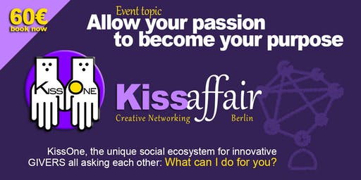 Kiss Affair Creative Networking Berlin