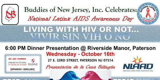 LatinX HIV/AIDS Awareness Day:  LEARN MORE ABOUT HIV