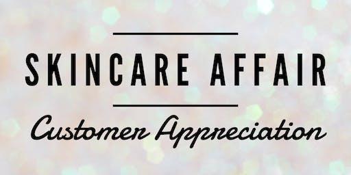 Skincare Affair - Customer Appreciation!