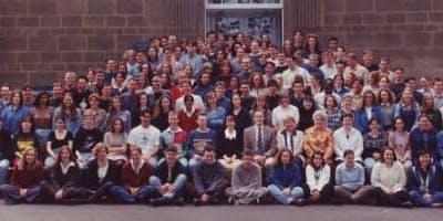 Ethels 25 Years On - reunion for 1994-95 Ethel's Halls residents