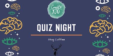 Create You Quiz Night tickets