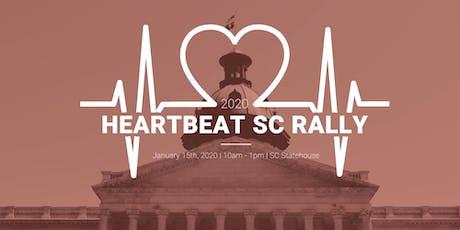 2020 Heartbeat Rally SC tickets