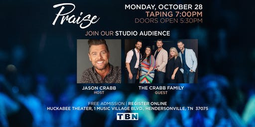 TN - The Crabb Family, hosted by Jason Crabb