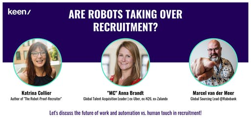 Are robots taking over recruitment?