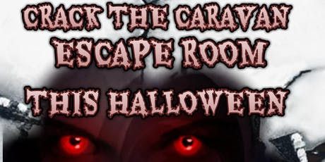 Crack the Caravan Escape Room - Vaccine Level Zero tickets