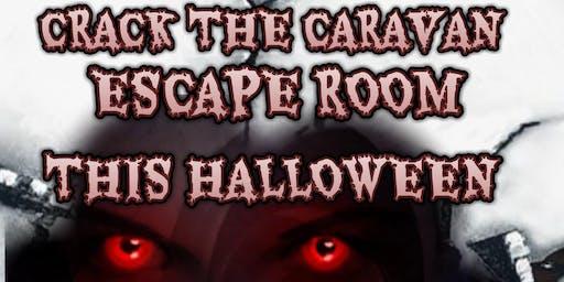 Crack the Caravan Escape Room - Vaccine Level Zero