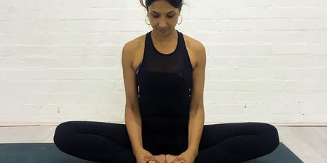 4 Week Beginners Yoga Course with Nadia Gilani  tickets