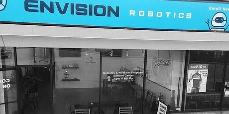 Envision Robotics - Free Trial Class (Thornhill / Markham) tickets