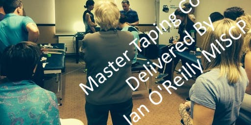 Master Taping Course with Ian O Reilly