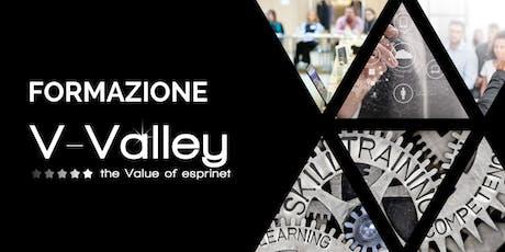 Corso di certificazione DataCore DCSA, Roma 22 ottobre biglietti
