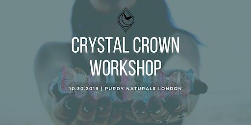 Crystal Crown Workshop