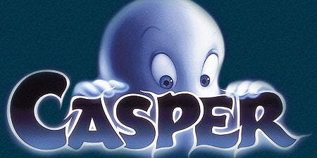 Spooky Halloween  Film screening : Casper