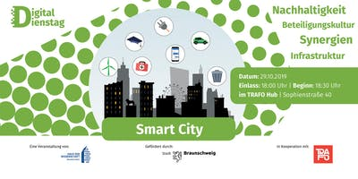 Digital Dienstag SMART CITY