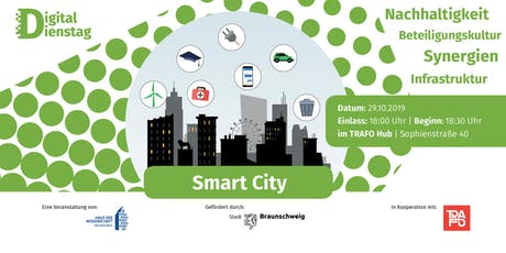 Digital Dienstag SMART CITY Tickets