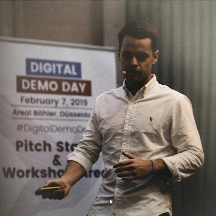 """Meetup """"Planen, Bauen und Managen – digital in die Zukunft gedacht"""": Bild"""