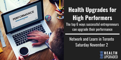 Health Upgrades for High Performers