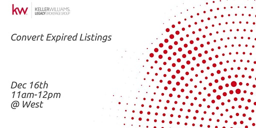 Convert Expired Listings