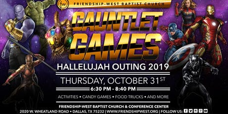 Hallelujah Outing tickets
