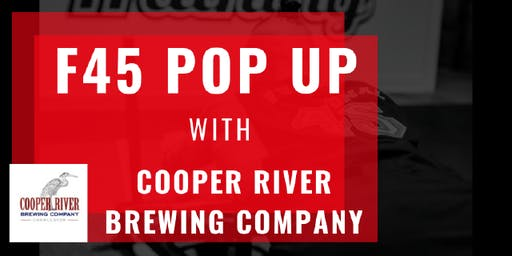 F45 Training Pop-Up @ Cooper River Brewing Company