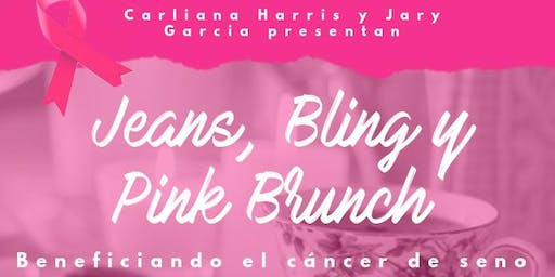 Jeans, Bling y Pink