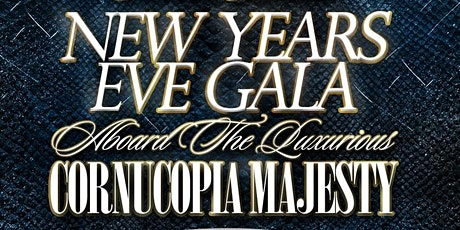 New Year's Eve 2020 NYC Gala Aboard The Luxurious Cornucopia Majesty tickets