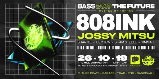 TRPHSE & Bass Festival After Party (The Mill, Birmingham)