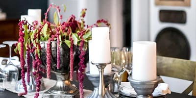 Hosting the Holidays with Dove & Olive: Tablescapes