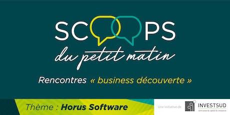 REDU - Les Scoops du petit matin - HORUS Software billets