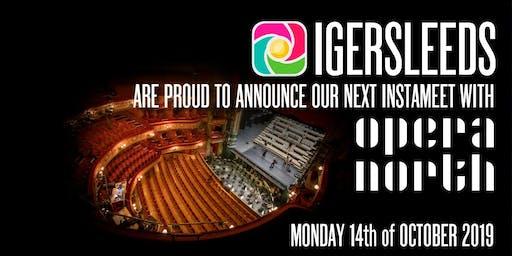 IgersLeeds at Opera North