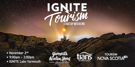 Ignite Tourism Pitch Competition tickets