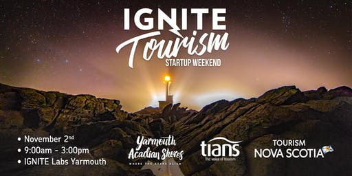 Ignite Tourism Pitch Competition