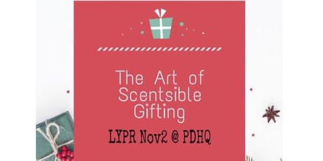 Live Your Passion Rally - The Art Of Scentsible Gifting tickets
