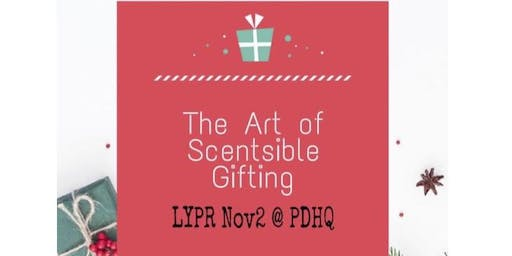 Live Your Passion Rally - The Art Of Scentsible Gifting