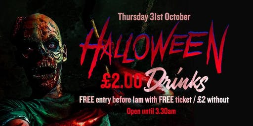 Halloween at Park Lane
