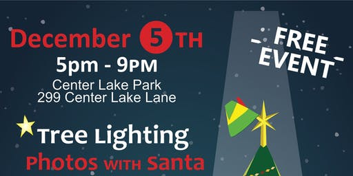 Treelighting/ Food Truck Thrusday
