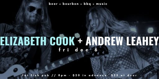 Elizabeth Cook with Andrew Leahey