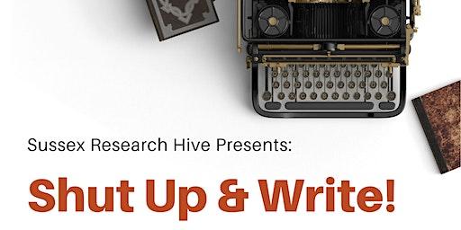 Shut up & Write