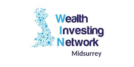Mid-Surrey Wealth Investing Network tickets