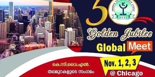 KCYL Golden Jubilee Global Meet/Re-union in Chicago