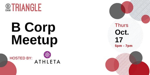 B Local Triangle Meet Up at Athleta - Streets at Southpoint