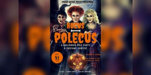 Hocus Polecus Halloween Pole Party
