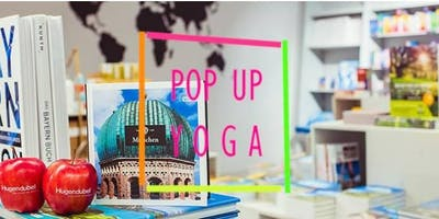MITMACHAKTION: Pop Up Yoga