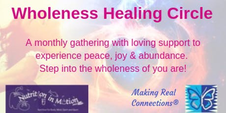 Wholeness Healing Cirlce tickets