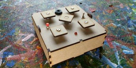 AuduinoMAXX – Build a mini synthesiser tickets