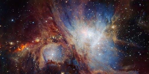 Marco Germinario – Un viaggio nell'universo  ed oltre! @Aura Festival